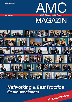 Magazin zum 43. AMC-Meeting